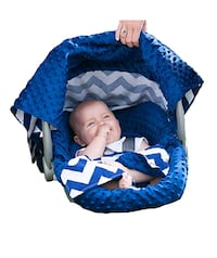 Carseat Cover Set