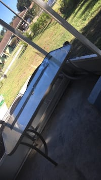 Glass top patio table  Lake Placid, 33852
