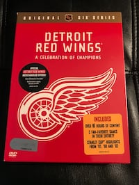 Detroit Red Wings A Celebration of Champions Original Six Series Boxed Set (Never opened. Still factory sealed) Sterling, 20164