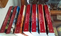 assorted color of book lot Longueuil, J4H 2V3