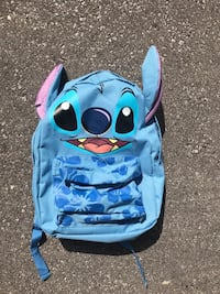 Stitch Kids Backpack  Toronto, M9W 3W7