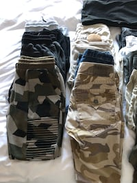 Pants and shorts size 28 some mostly 29&30 Kirkland, H9H 3B7