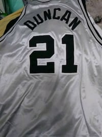 Tim Duncan authentic