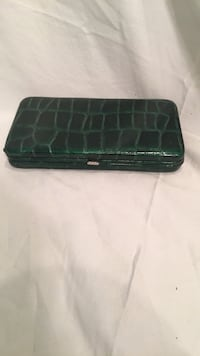 (Green Leather) Wallet Liberty, 37095