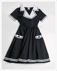 Hell Bunny XL sailor dress Toronto, M9C