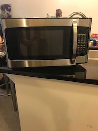 stainless steel and black microwave oven Fairfax, 22030