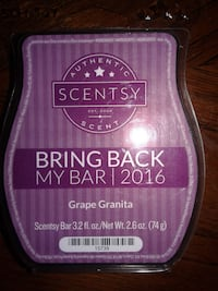 Scentsy Grape Granita Belleville, K8N 5N4