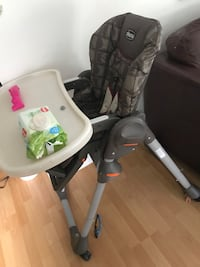 Chicco high chair Vancouver