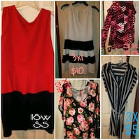 women's assorted clothes McAllen, 78504