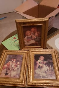 Vintage paintings prints
