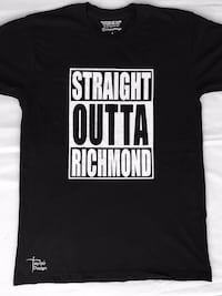Straight Outta Richmond T-shirt