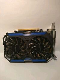 Graphics card GTX 960 Gigabyte Windforce 4Gb OC