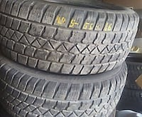 "2 16"" studded snow tires West York, 17404"