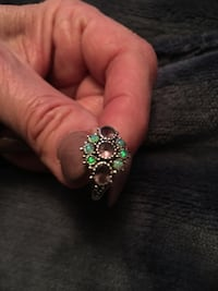 Vintage Ring; I paid $85.00 on eBay but it's smaller Than I like. Size Approximately 6