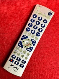 Original Philips Universal CL034 Remote Control TV VCR DVD Player Replacement Good condition Las Vegas, 89131