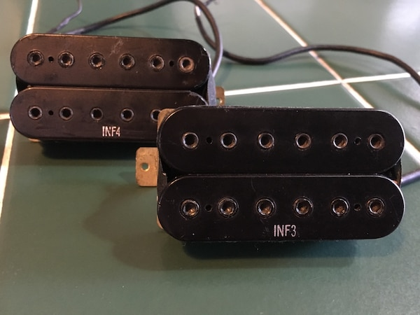 Infinity Pickups INF 3$4