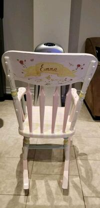 Custom Made Rocking Chair Vaughan, L4H 1M8