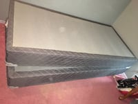 CALI KING BED BOX MATTRESS ONLY Bakersfield, 93307