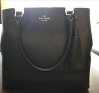 Brand New With Tags Kate Spade WKRU4441 N.Y McCall Street Jenner Tote Perfect Size Purse  Oakville, L6M 1M9
