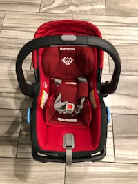 UPPAbaby® MESA Infant Car Seat in RED LONDON