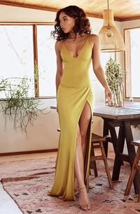 Summer Yellow Dress Bowie, 20721