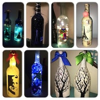 Wine Bottle Lights - Custom Made! Norfolk, 23510