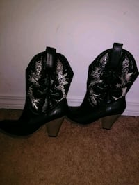Snakeskin Boots Loxley, 36551