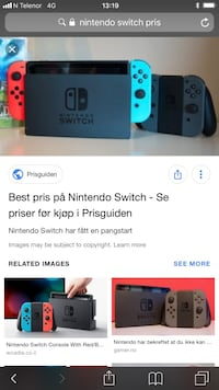 Med Zelda Breath of the Wild og Splatoon 2 Stavanger, 4010