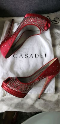 Casadei shoes Toronto, M4Y 1N9