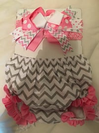 Baby girls first picture outfit Arlington, 76013