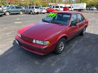 Chevrolet - Cavalier - 1989 Harvey, 60426