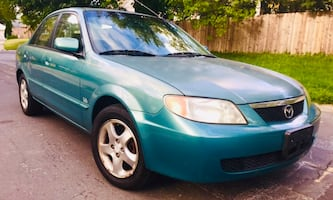 $1893 ! 2001 Mazda  Protege New Tires. Low cost vehicle !