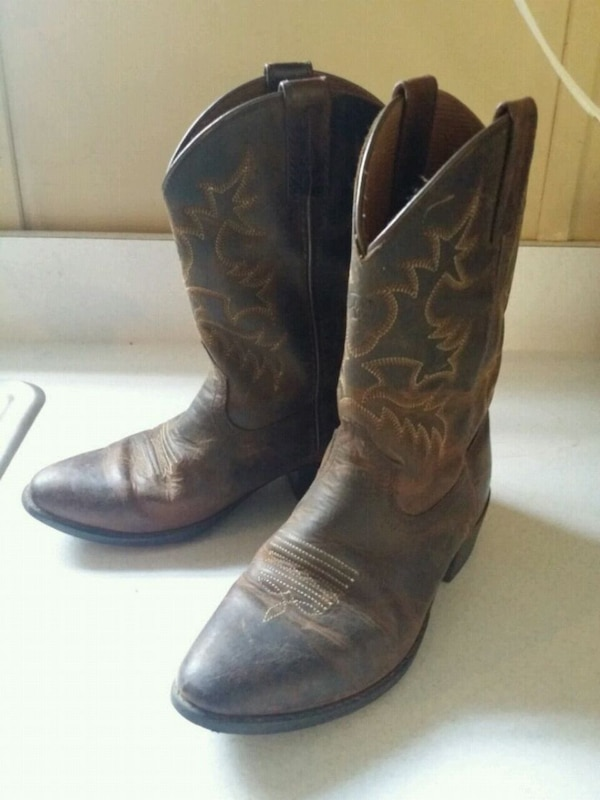 0a08057f2ac Used Western boots (Ariat for sale in Villa Rica - letgo