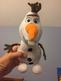 "9"" Frozen Olaf Plush Toy  Metairie, 70006"