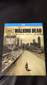 *New Factory Sealed* The Walking Dead Season 1 Blu-Ray Richmond, V6Y 0A7