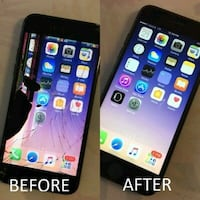 IPhone screen repair at your place Mississauga