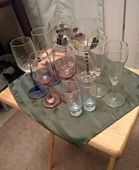 Vintage Glasses Collection  North Port, 34287