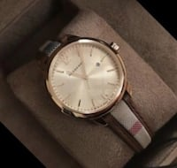 Authentic Burberry watch Sunnyvale