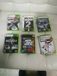 Xbox 360 games Bergenfield, 07621