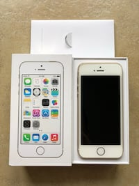 iPhone 5S Gold 16GB  Milano, 20126