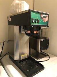 Commercial Coffee Maker, made in USA Mississauga, L5R 0E2