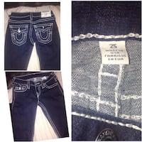 Blue true religion bottoms Hempstead, 11550