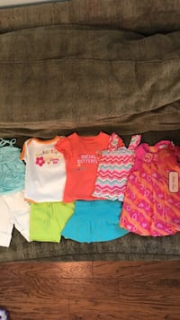 3-9 month girl clothing Stafford, 22556