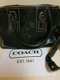 Gorgeous coach 2 way bag NEW condition  Whitby, L1N 8X2