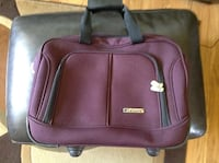 Rolling laptop case, luggage, carry on bag New Cumberland, 17070