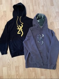 Browning Hoodies Men's Small St Albert, T8N 3Y3