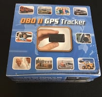 Car Tracker Device for any vehicle GPS
