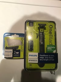 BRAND NEW Phillips One Blade (with extra shaver heads)   Los Angeles, 91356
