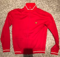Lyle and Scott Red/Röd- Size/Strl Medium Sollentuna, 191 47