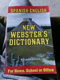 New Webster dictionary